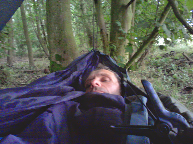 Waking up in Barking Fox Wood