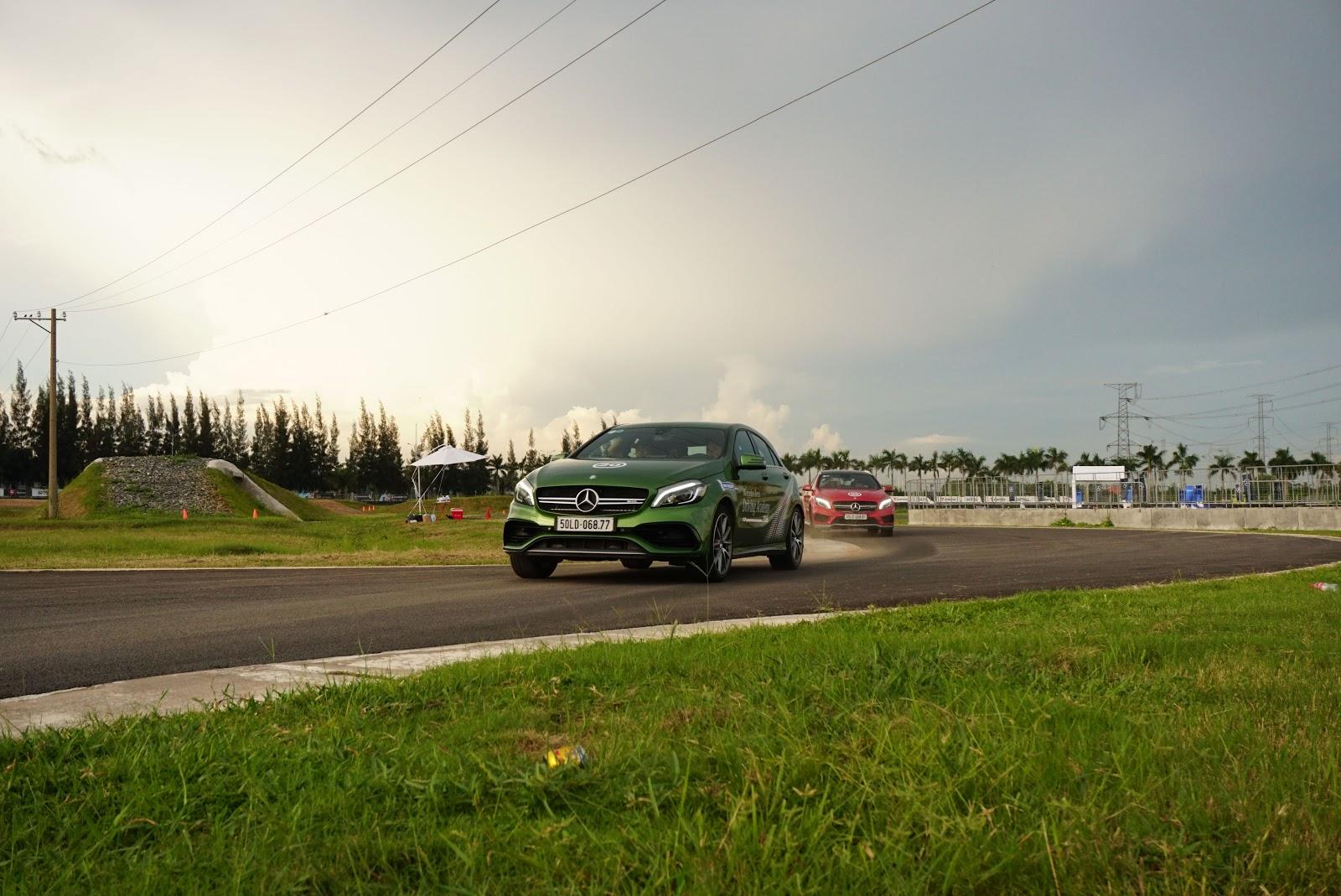 A45-AMG - Dòng hatchback cỡ nhỏ mạnh nhất thế giới