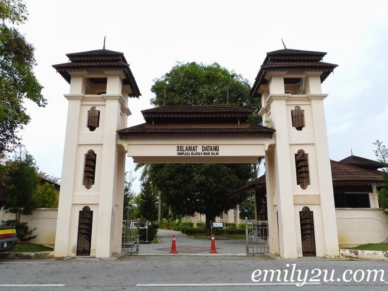 Pasir Salak Historical Complex, Kampung Gajah