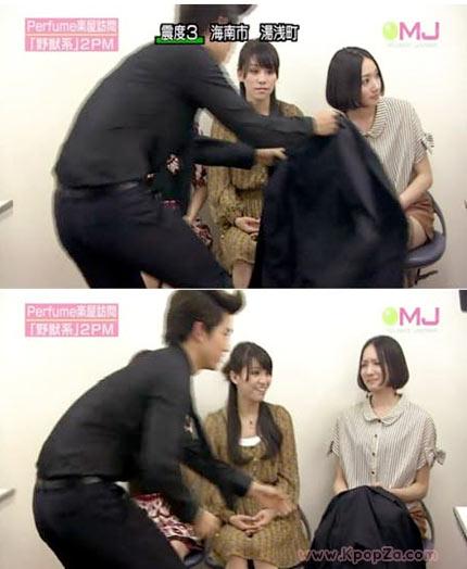 Taecyeon (2PM) แสดงความเป็นสุภาพบุรุษ ที่ญี่ปุ่น