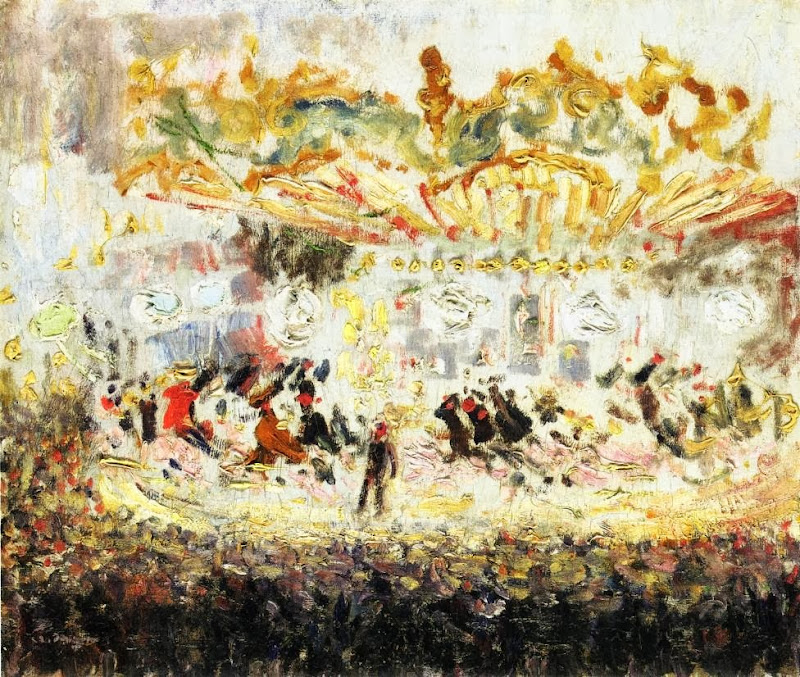 Kees Van Dongen - A Carrousel