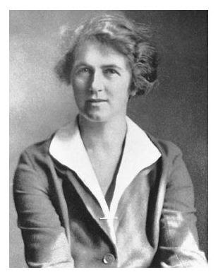 Мина «Марджери» Крэндон (1888–1941) © Fortean Picture Library