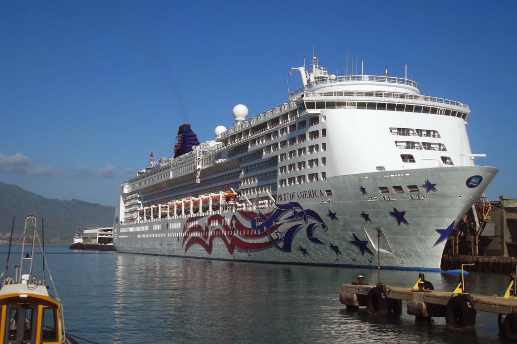 Lindsay Is A Lifetime Member Hawaii NCL Pride Of America - Pride of america cruise ship hawaii