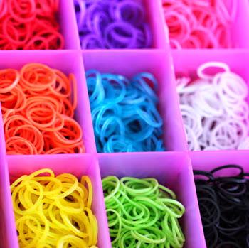 Rainbow Loom Essentials from Crafty Mummy