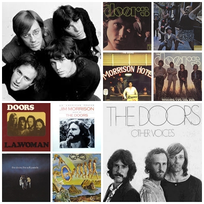 the doors discography