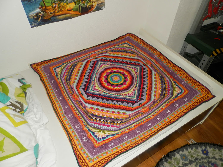 Sophie's Universe part 18 being blocked on a bed