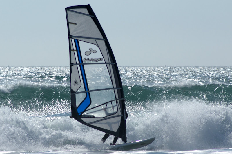 Windsurf em São Torpes