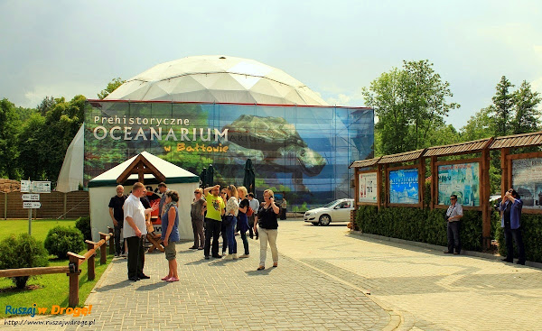 bałtów jura park  - oceanarium 3d