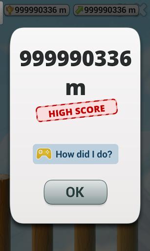 Highe Score Loncat Terpanjang
