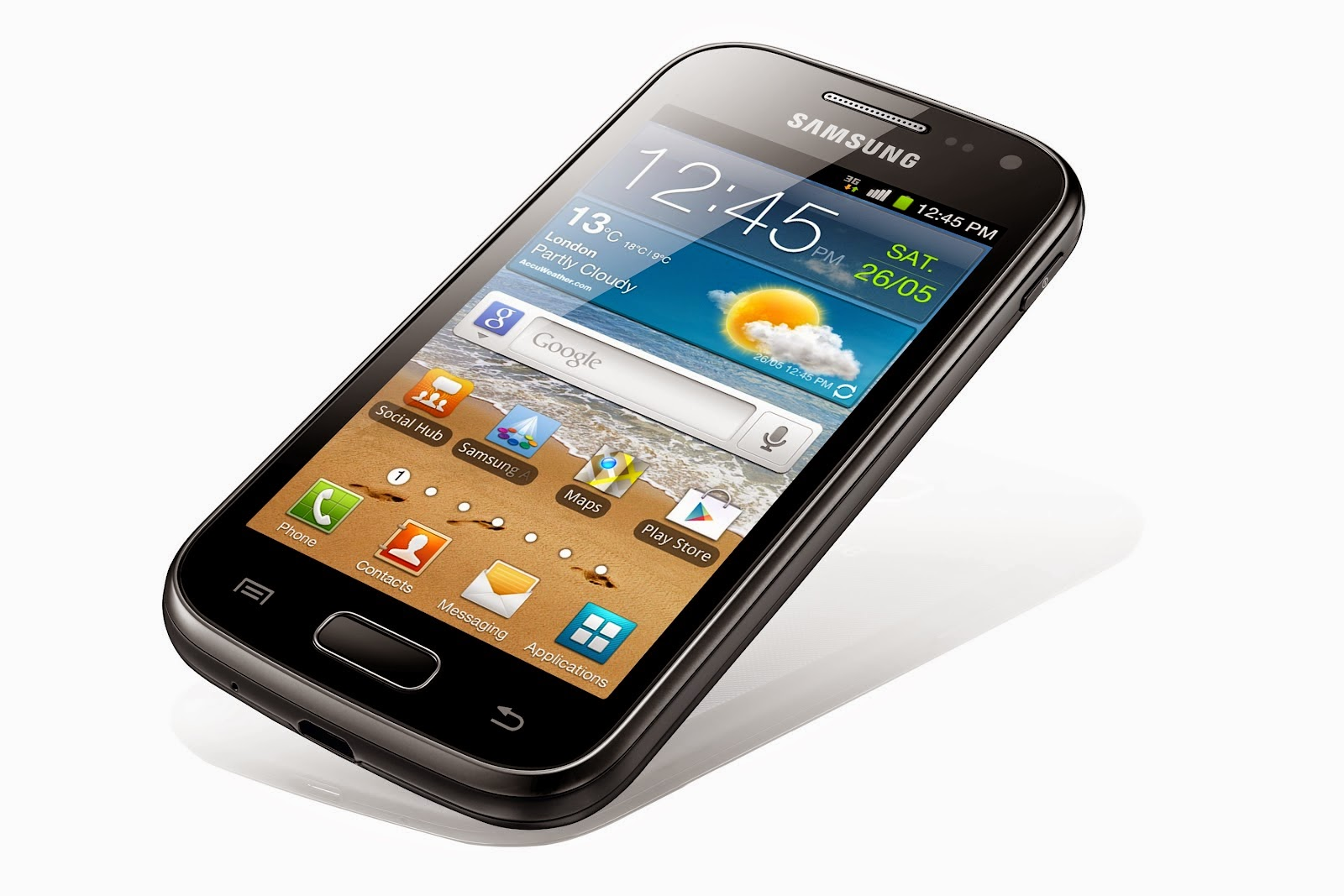 Hướng dẫn Hard Reset Samsung Galaxy Ace 2 i8160