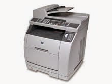 Get HP Color LaserJet 2820 printing device driver software