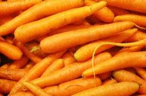 ¿Cómo quitar las estrías con zanahoria?