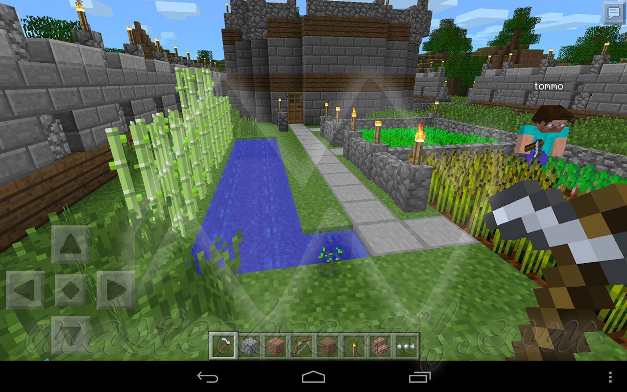 Minecraft Pocket Edition v0.10.5