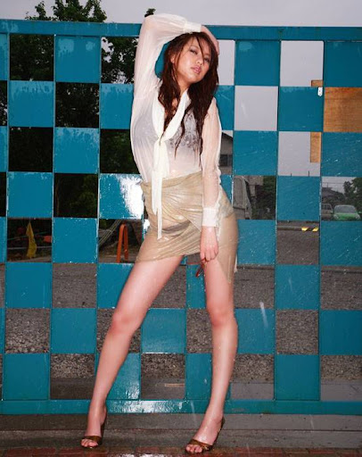 Asian Model Sayuki Matsumoto picture
