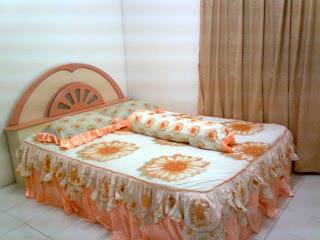 3 Bilik Tidur Ruang Tamu Makan Dan Kelengkapan Dapur Untuk Kegunaan Pengunjung Di Homestay Kami