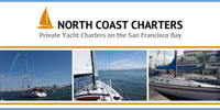 Sailing Tours San Francisco North Coast Charters Logo