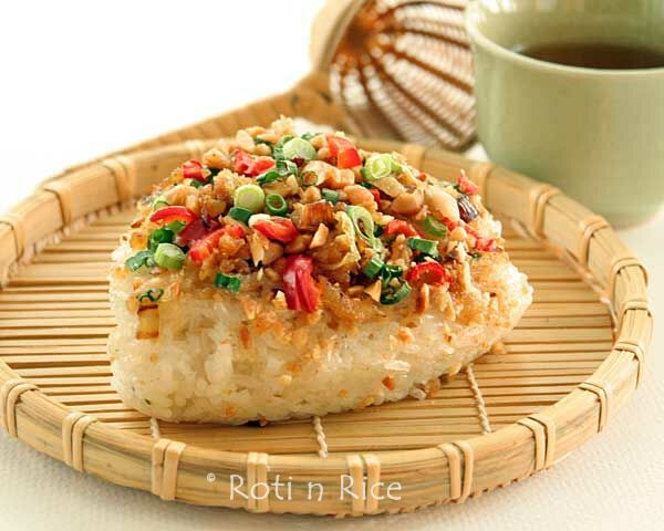 Tag featured guest at home with rebecka lo mai fun as this dish is known in malaysia is a popular breakfast street food steamed in large trays and topped with chopped peanuts dried shrimps forumfinder Choice Image