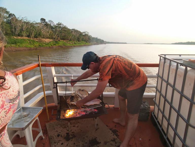 Brasil - Rota das Fronteiras  / Uma Saga pela Amazônia 20140904_192046