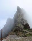 Vereda del Pico Areeiro - Madeira