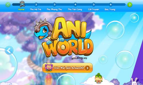 Ani World chính thức thử nghiệm kỹ thuật lần 2 1