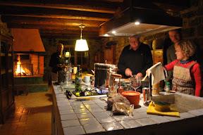 cuina menjador casa de vacances Barcelona