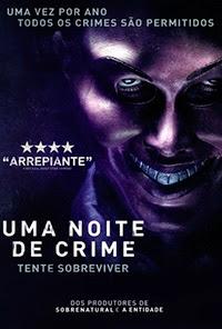 Uma Noite de Crime Poster