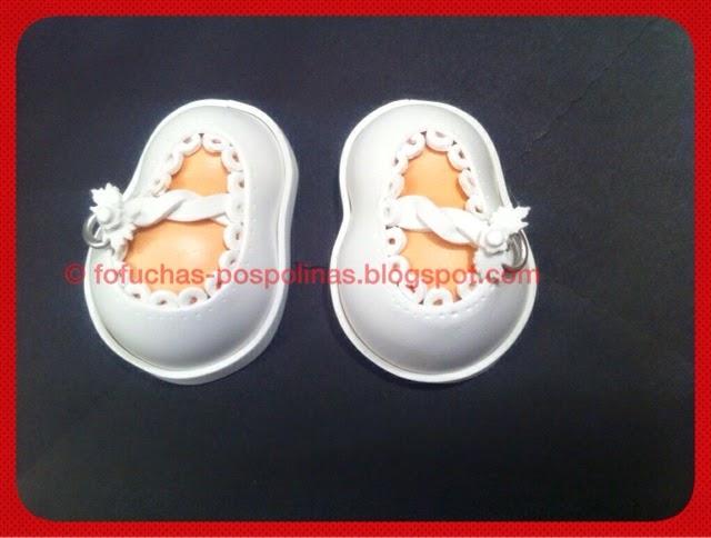 fofuchas-pospolinas: zapato para fofucha comunion