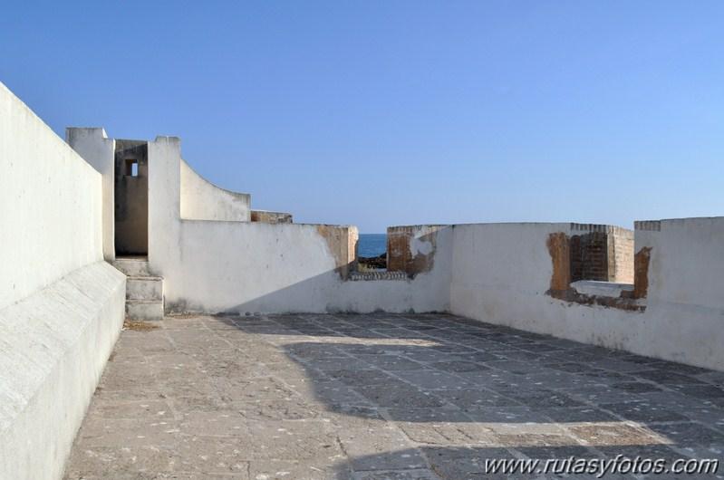 Kayak Camposoto - Castillo de Sancti Petri