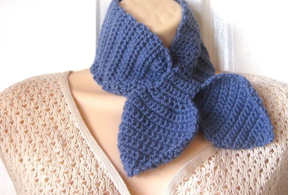 Free Crochet Pattern For Ascot Scarf Dancox For