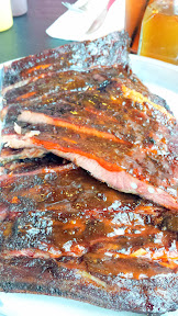 Reverend's BBQ Smoked Pork Spare Ribs