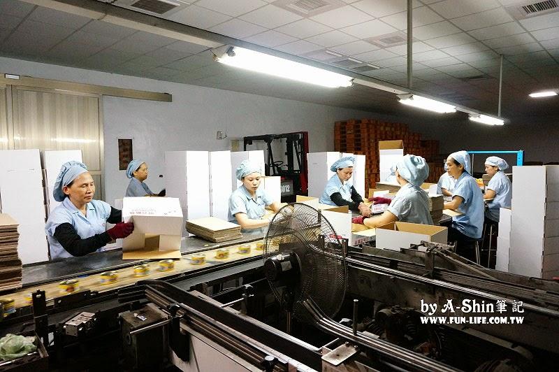 宜蘭觀光工廠:東和食品工廠17
