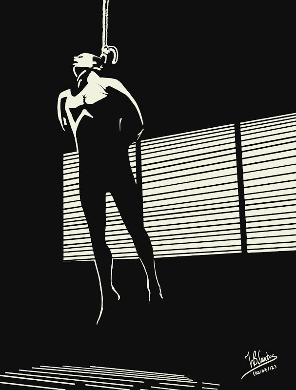 Hartigan from Sin City, using Krita 2.5 Alpha.