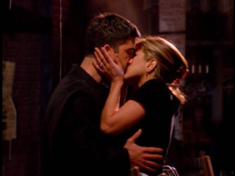Rachel y Ross fueron la eterna pareja con altibajos de Friends