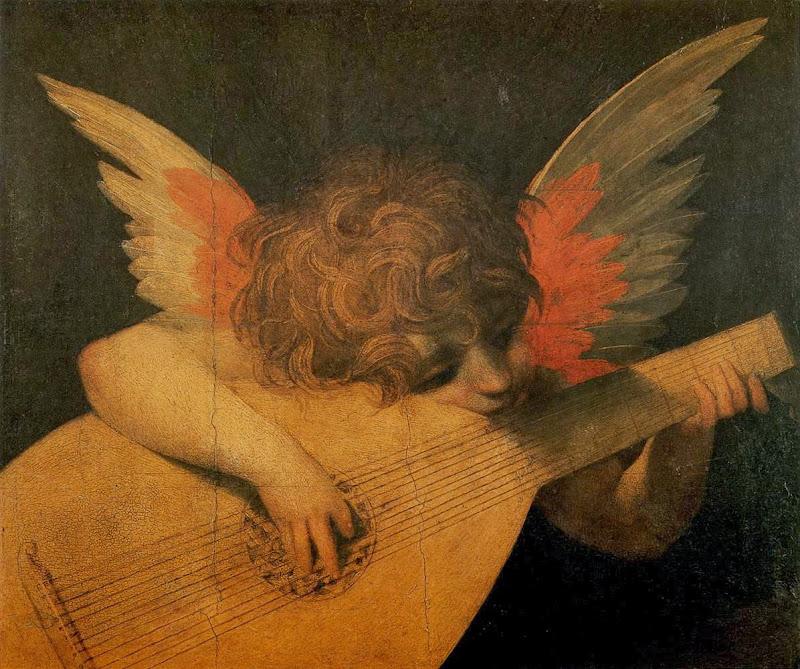 Rosso Fiorentino - Musician Angel