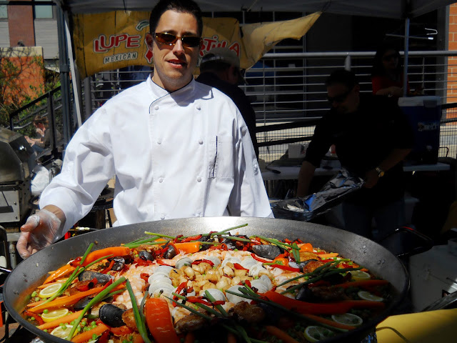 San Antonio - 4th Annual Paella Challenge