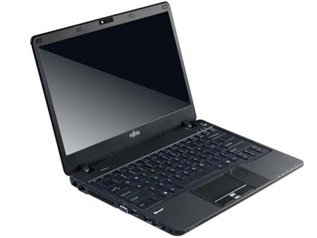Fujitsu LifeBook SH771 Review and Specs | New LifeBook SH771