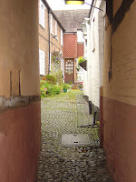 A Shrewsbury Ginnel