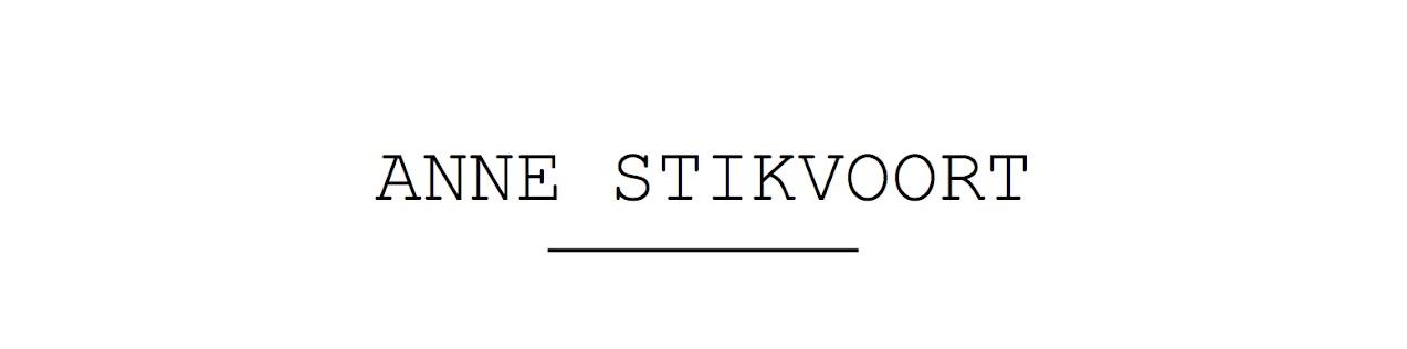 Anne Stikvoort