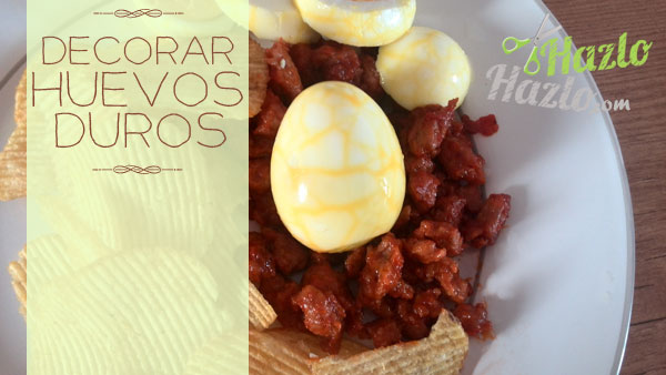 Decorar huevos