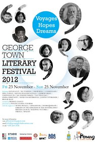 George Town Literary Festival poster
