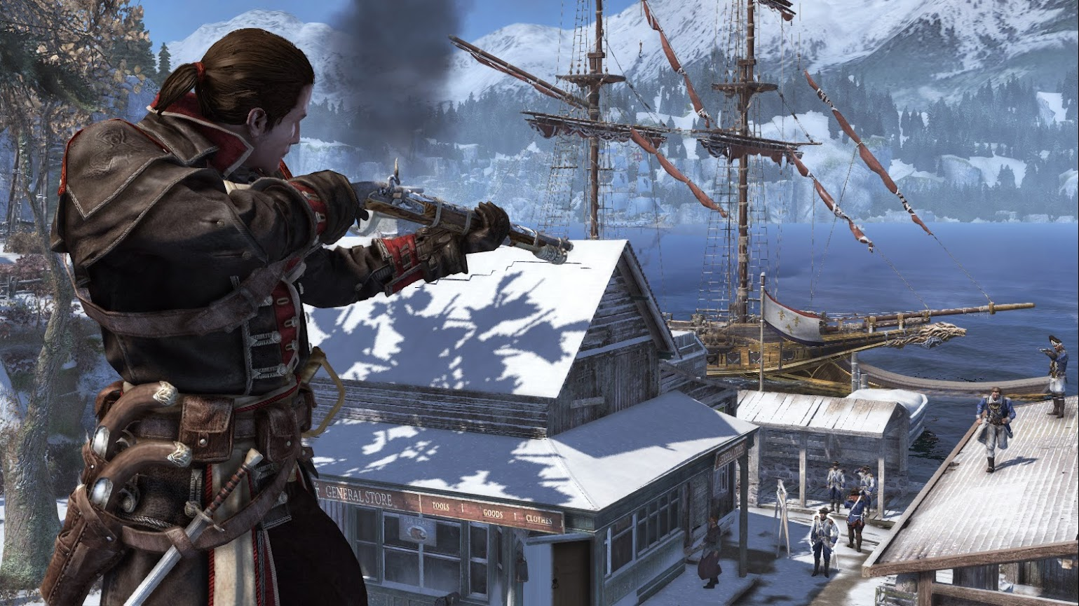 Assassin's Creed Rogue PC Repack sin torrent dvd iso