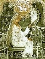 Goddess Mokosh Image
