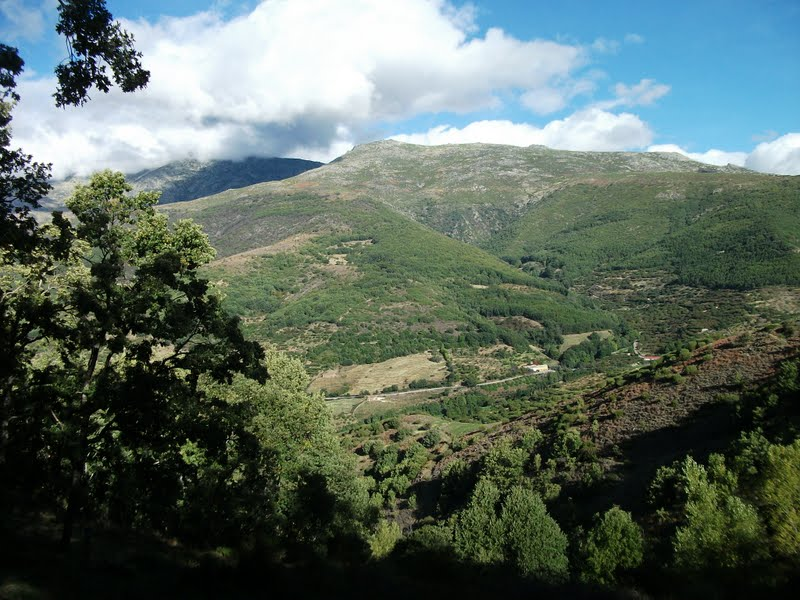 20121020 - TORNAVACAS-GARGANTA SAN MARTIN - CASTILFRIO -PEÑANEGRA - TORNAVACAS DSCF2573