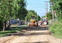Se llevaron adelante numerosas tareas de mantenimiento en diversos puntos de Cañuelas.