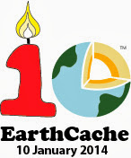10 Years of EarthCaching