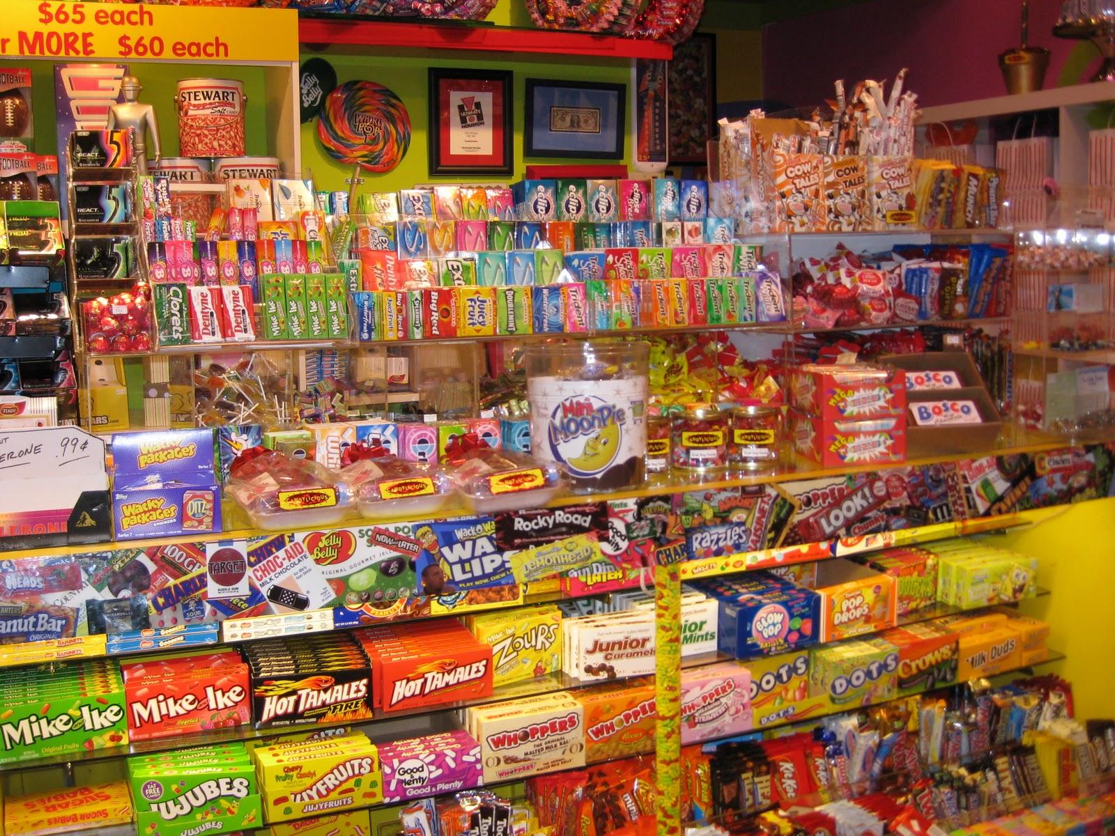 Devour Houston: Candylicious