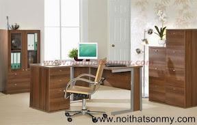 Phòng làm việc đơn giản 34
