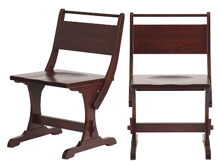 Kessel Chair in Rich Cherry