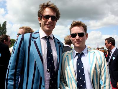 Blazers at the Henley Royal Regatta