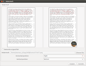 Como paginar y añadir marcas de agua a tus documentos PDF
